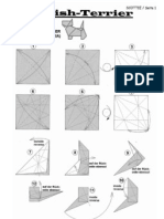 Origami Dog 1 (Moderate)