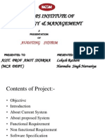 Ppt Auditing System NEW
