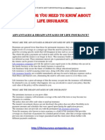 Everything You Need to Know About Life Insurance