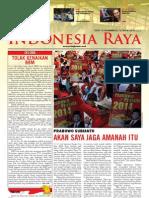 Tabloid Gema Indonesia Raya (April 2012)