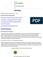 Copy of Department of Health - Natural Family Planning - 2011-10-19
