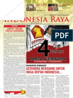 Tabloid Gema Indonesia Raya (Februari 2012)