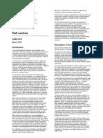 SAMS 016 Call Centres - GEP - Print