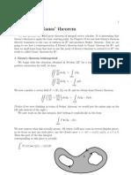 Chapter 14 Gauss' Theorem