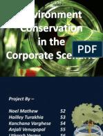 FC-Envt Cons in the Corporate Scenario