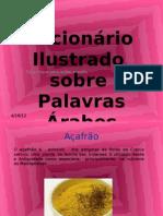 Dicionário Ilustrado de Palavras Portuguesas de origem ÁrabeFim