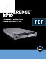 Server Poweredge r710 Tech Guidebook