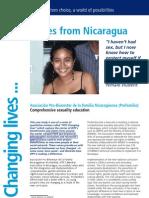 Changing Lives Nicaragua