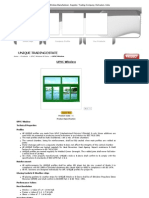 UPVC Window - UPVC Window Manufacturer, Supplier, Trading Company, Dehradun, India