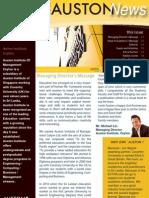Auston Newsletter 2012 - Optimized