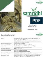 Samridhi Presentation for Intellecap