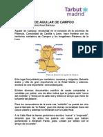 La judería de Aguilar de Campoo