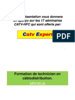 Exemple Seminaires Catv-hfc Fr