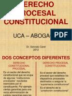 Clase 1 Procesal Constitucional UCA