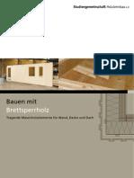 Bauen Mit Brettsperrholz