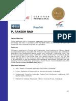 Profile of Rakesh