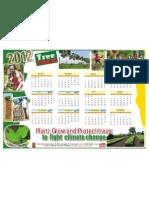Tree Talk Calendar 2012