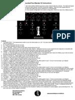 BlenderV3 Manual