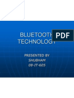Bluetooth Powerpoint