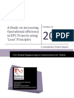 MBA Project Report M00328327 (1)