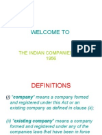 Companies Act Part 1