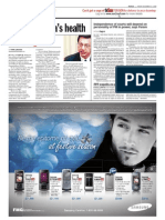 TheSun 2008-12-12 Page08 WHO Malaysias Health Status Good