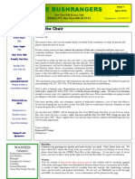 OTHSC Newsletter, Issue 1, April 2012