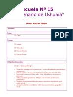Plan Anual 2010