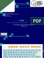 Torreblanca - ECFR Fragmentation of European Power - MIR 2011
