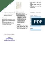 Acreditación prensa para el 15 Congreso Regional del PP de Madrid
