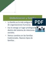 Globalización y familia