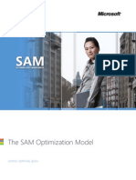SAM Optimization Brochure Direct-To-Customer US