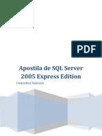54846158 Apostila SQLServer 2005 Express