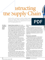 Deconstructing the Supply Chain