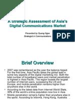 Asia's Digital Communications Market 08