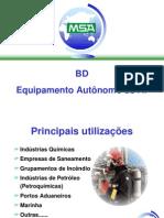 Máscara Autônoma BD (treinamento)