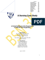 39591443 a Case Study on Chronic Kidney Disease