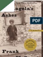 Angelas Ashes By Frank Mccourt Pdf