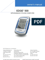 Edge 500 Manual