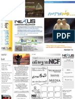NEXUS CHRISTIAN FELLOWSHIP Brochure