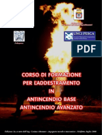 Dispensa Corsi Base Antincendio
