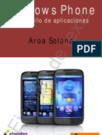 Windows Phone. Desarollo de Aplicaciones (Ejemplo)