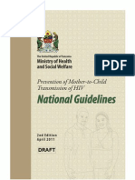 Pmtct Guidelines May 14.2011 Final