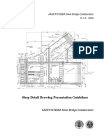 Shop Drawing Detailing
