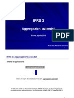 5_IFRS 3 - Aggregazioni aziendali