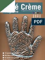 Café Crème Magazine #16 - Printemps 2012