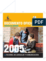 Ensayo Psu Lenguaje Demre 2004