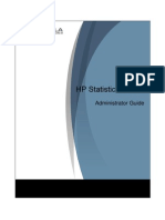 Hp Statistics