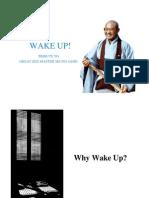 WakeUp - Tribute to Zen Master Seung Sahn