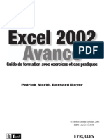 Excel Avancee